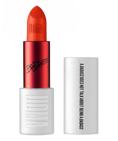 Uoma Badass Matte Lipstick in Tina