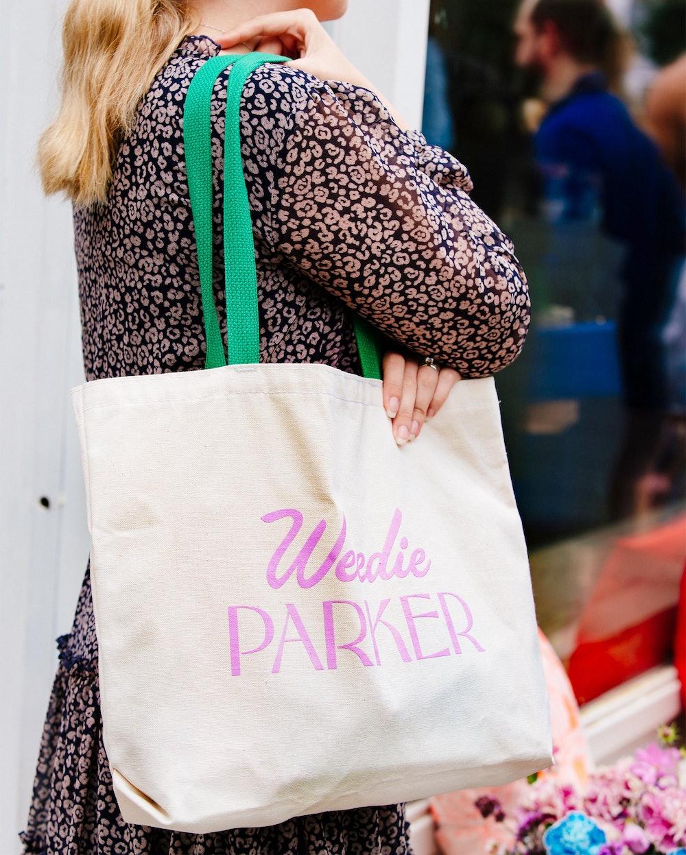 Weedie Parker Shopper