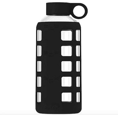 purifyou Premium Glass Water Bottle (22 Oz.)