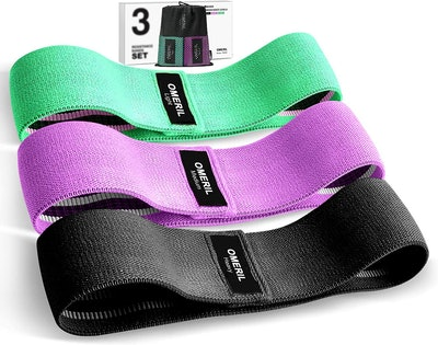 OMERIL Resistance Bands Set (3-Pack)