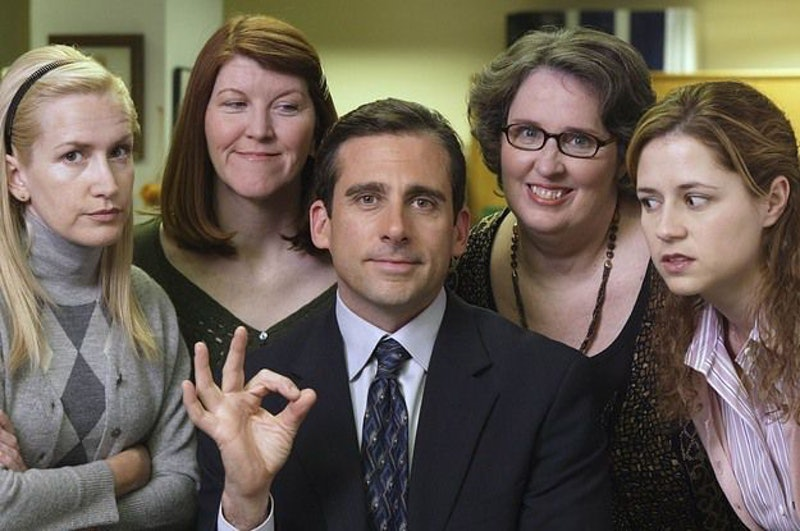 'The Office' could have a reunion on the Peacock streaming service. Photo via NBC
