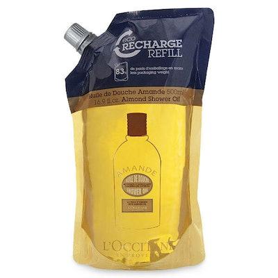 Almond Shower Oil Refill