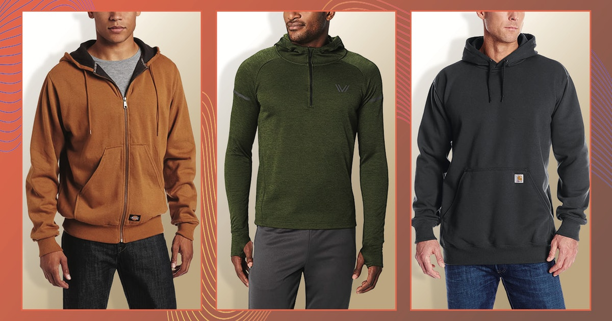 These affordable thermal hoodies keep you warm without the bulk