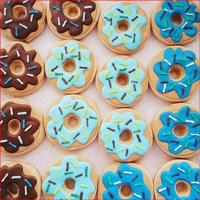 PentUpCookieCompany, Cookies inspired by Donuts