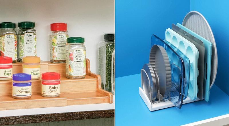 Best Kitchen Cabinet Organizers