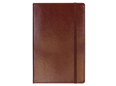 C.R. Gibson Brown Bonded Leather Journal