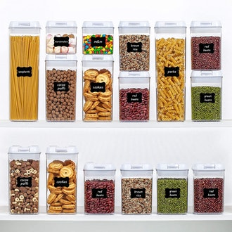 Airtight Food Storage Containers (Set of 7)