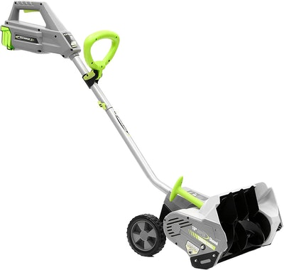 Earthwise Cordless Electric Snow Shovel