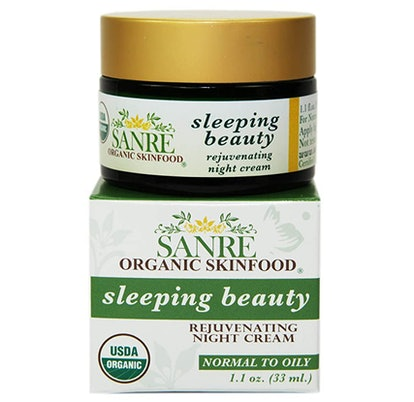 SanRe Organic Skinfood Sleeping Beauty Rejuvenating Night Cream