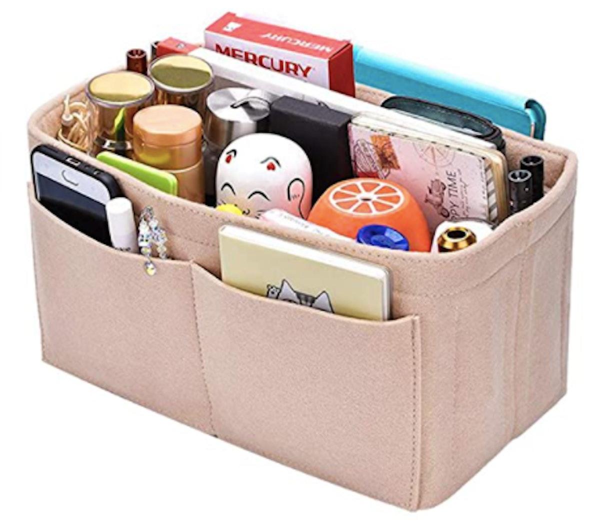 Lmeison Felt Handbag Organizer
