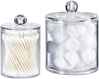 SheeChung Apothecary Jars (2-Pack)