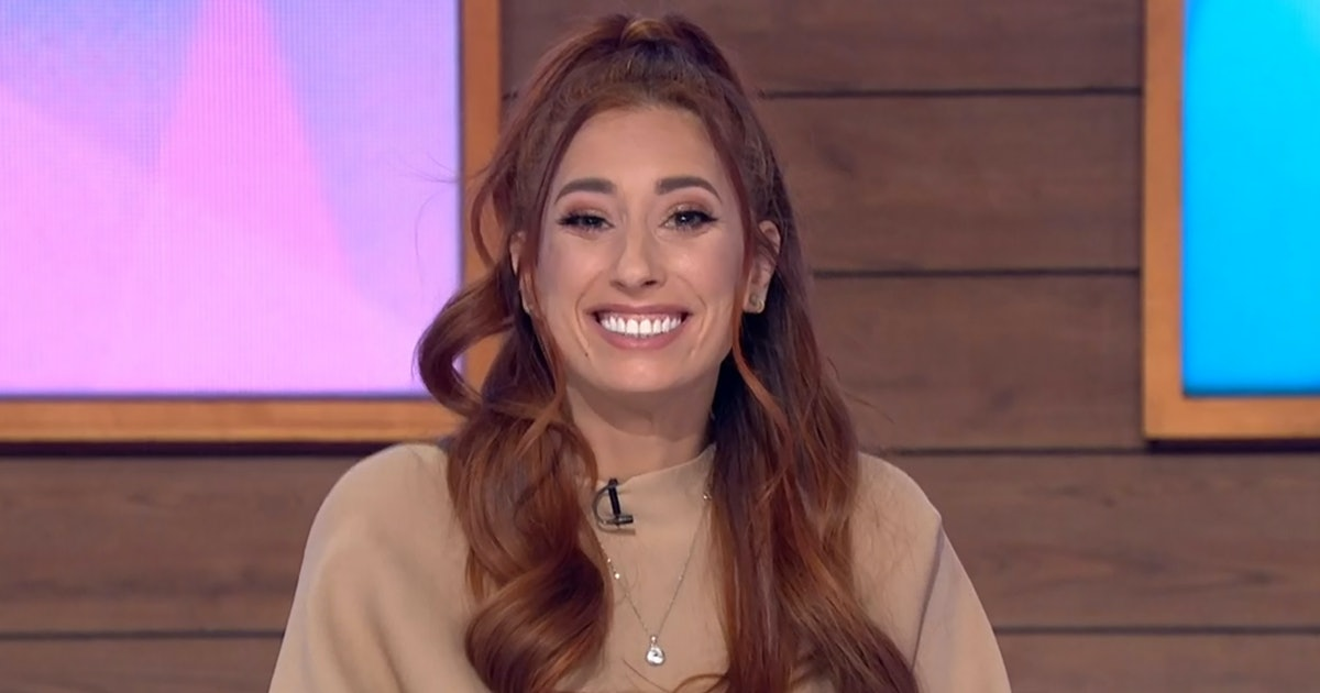 5 Things You Need To Know About Stacey Solomon's New Book 'Tap To Tidy'