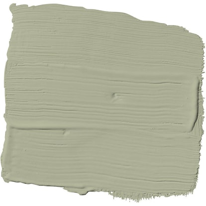 Olive Sprig Gallon of Flat Interior Paint