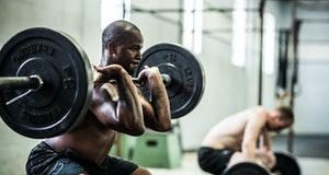 weight lifting, working out