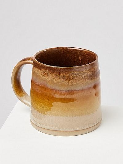 Sierra Yellow Ceramic Mug