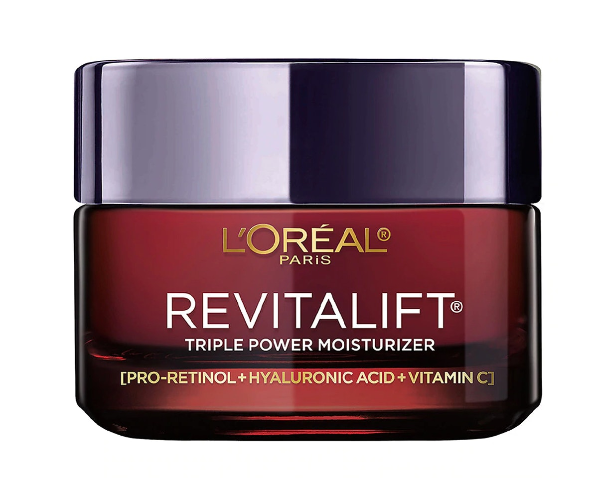 L'Oreal Paris Revitalift Triple Power Anti-Aging Face Moisturizer