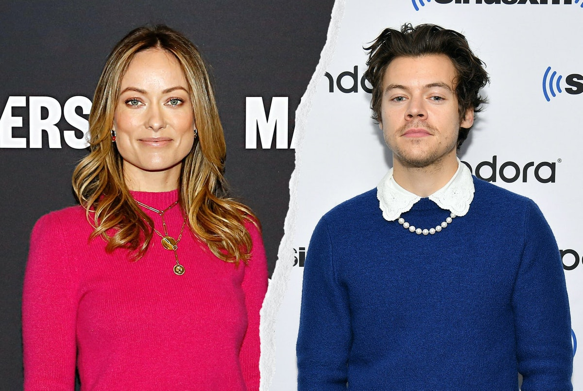 Harry Styles and Olivia Wilde are reportedly dating after meeting on the set of their film, 'Don't W...