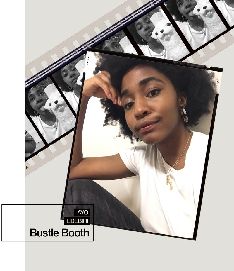 'Dickinson' & 'Big Mouth' star Ayo Edebiri takes on the Bustle Booth