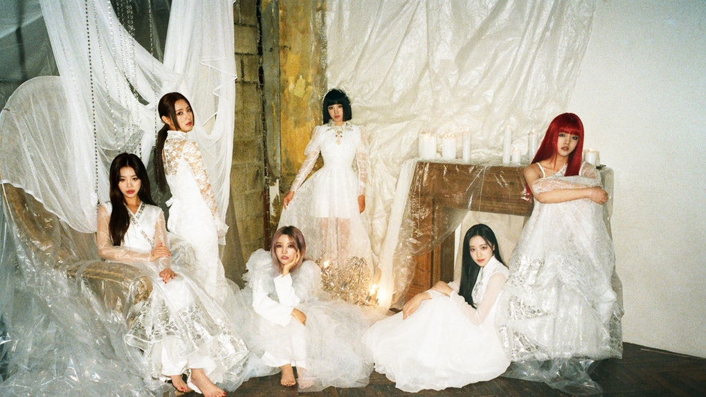 (G)I-DLE's 'I Burn' Is The Breakup Album Everyone Needs In Their Life