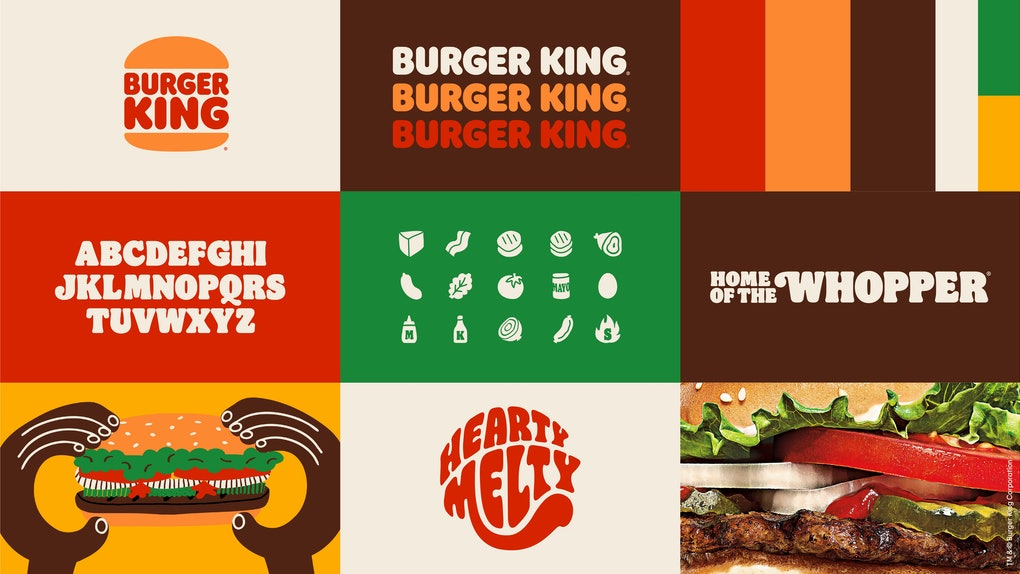 People are loving Burger King's retro redesign.