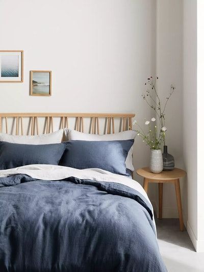 John Lewis & Partners 100% Linen Bedding