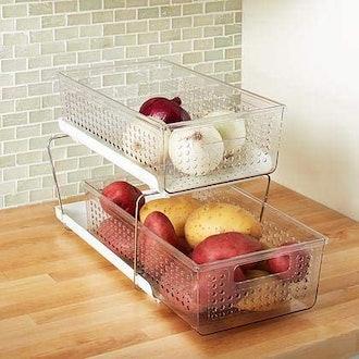 madesmart Slide Out Baskets