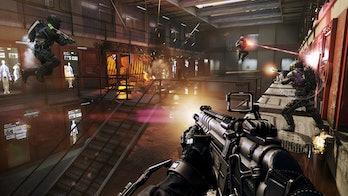 call of duty advanced warfare 2021 sledgehammer games