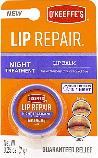 O'Keeffe's Lip Repair Night Lip Balm (.25oz Jar)