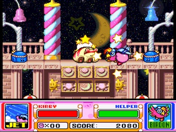 The cotton candy colors and cute villains mask a challenging game.