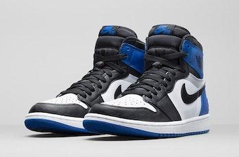 Fragment Air Jordan 1