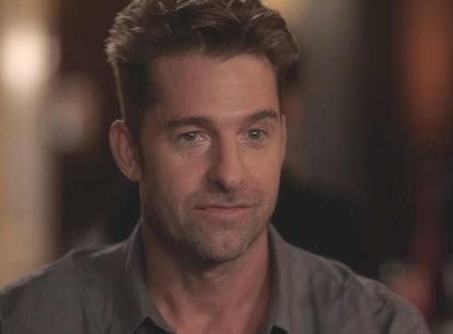 Scott Speedman made his return as Nick to 'Grey's Anatomy.'
