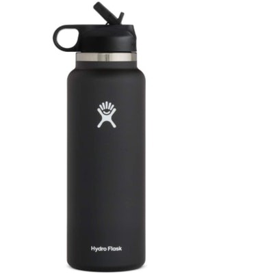 Hydro Flask Water Bottle With Straw Lid (40 Oz.)