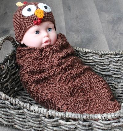 Baby Turkey Cocoon