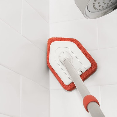 OXO Good Grips Extendable Tub and Tile Scrubber
