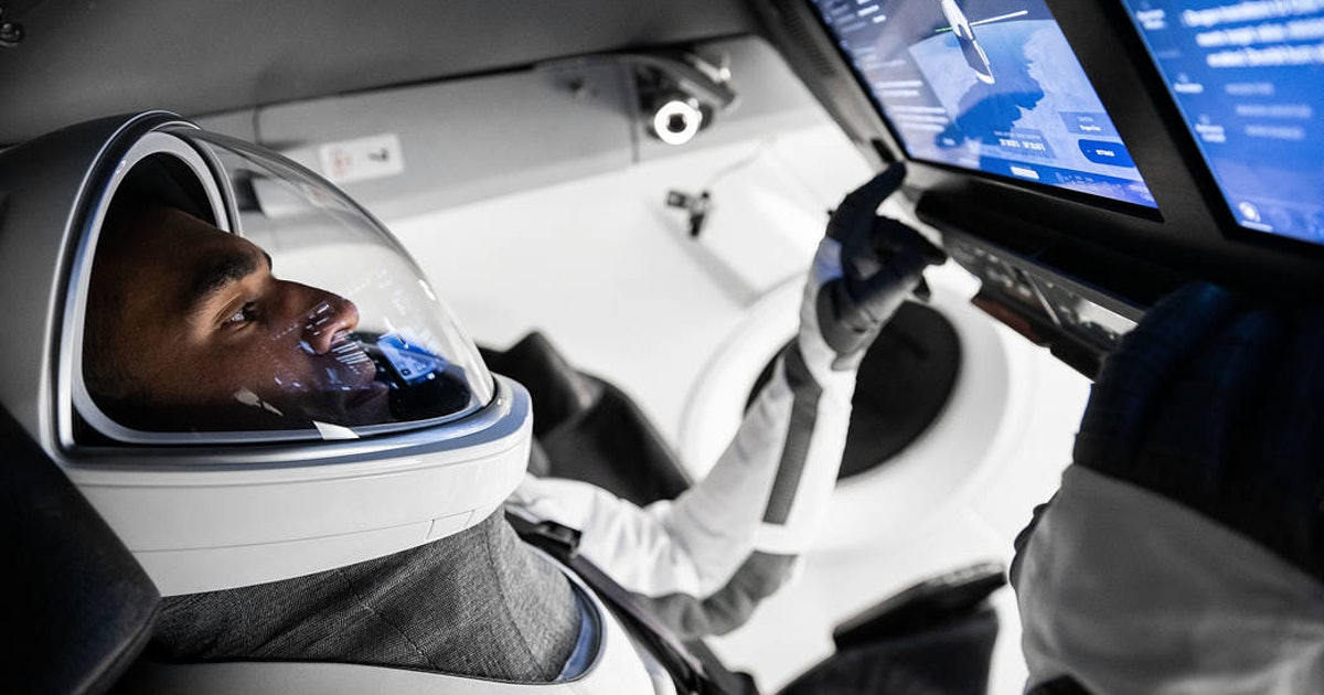 SpaceX Crew-3 capsule name, launch date, and astronauts for next mission