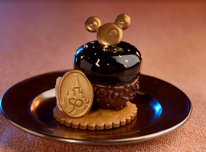 Disney World's 50th anniversary's most Instagram-worthy bites and sips include Mickey-themed items.
