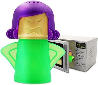 Abnaok Microwave Steam Cleaner