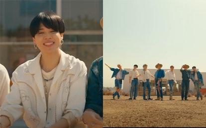 "BTS ""Permission To Dance"" Music Video"