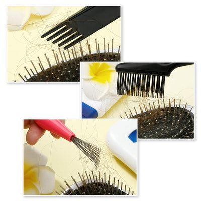 oao Hair Brush Cleaning Tools (Set of 2)