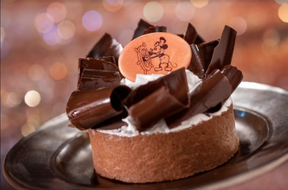 Disney World's 50th anniversary's most Instagram-worthy food and drink includes a Pressed Penny Pie.