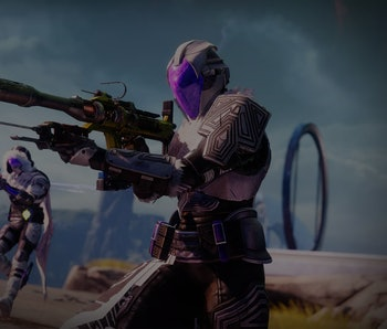 A screenshot of 'Destiny 2'