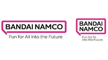 Game developer Bandai Namco has redesigned its logo.