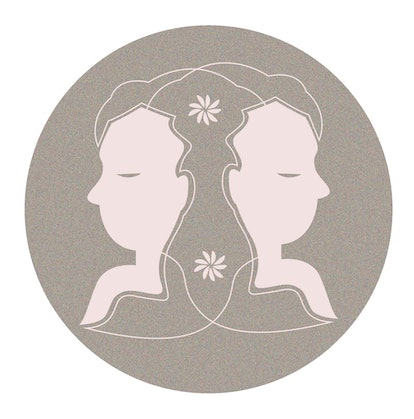 How the October 2021 full moon affects Gemini zodiac signs.