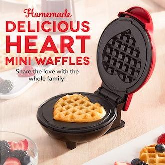 Dash Mini Maker The Mini Waffle Maker
