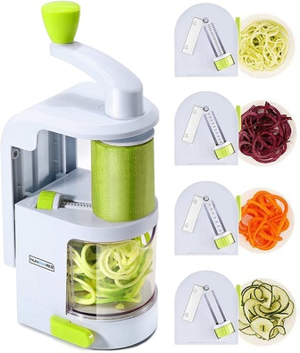 NUNEWARES Spiralizer Vegetable Slicer