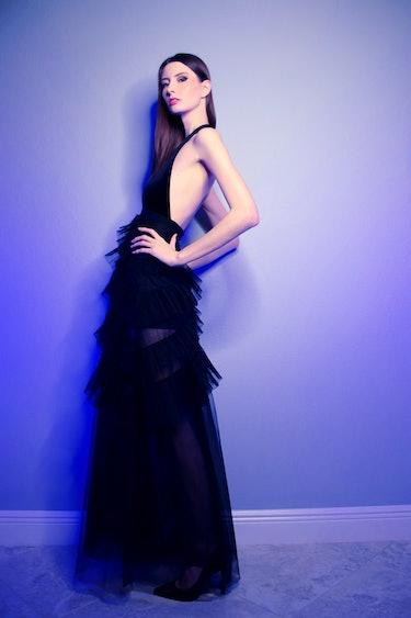 Adult performer Empress Mika