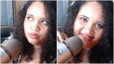 Audio porn performer Amberly Rothfield