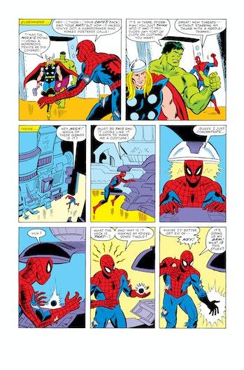 Spider-Man Secret Wars Venom