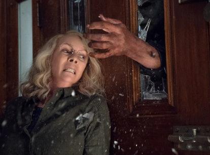 """Jaime Lee Curtis in """"Halloween"""""""