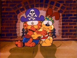 'Garfield's Halloween Adventure' premiered in 1985.